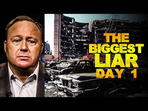 BIGGEST LIAR: Alex Jones Says The Government Orchestrated The Oklahoma City Bombing
