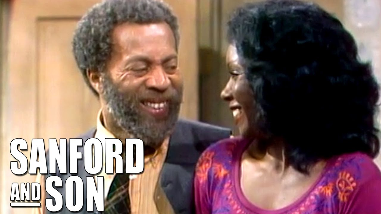 Is Lamont's New Date Interested In Grady? | Sanford and Son