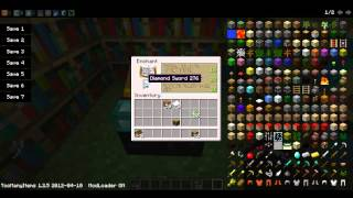 Minecraft Tutorial - how to get level 50 enchantments