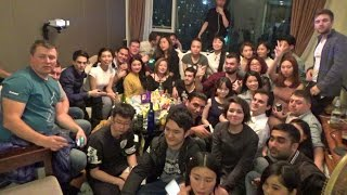 Друзья. Безумная пьяная ночь в Гуанчжоу (18+) - Жизнь в Китае #99