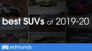 Best SUVs for 2019 & 2020 ― Top-Rated Small, Midsize, Large, and Luxury SUVs