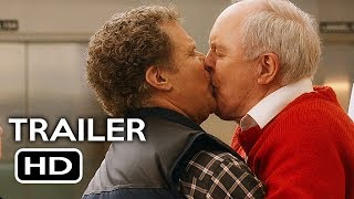 Daddy's Home 2 Official Trailer #1 (2017) Mark Wahlberg, Will Ferrell Comedy Movie HD thumbnail