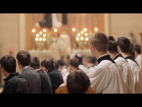 A Day in the Life of a Seminarian - St. Thomas Aquinas Seminary