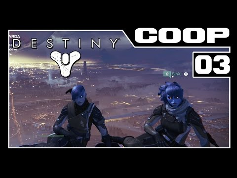 Destiny Beta - Modo História [2] - História do Viajante - Coop com Nillo21 [PS4]