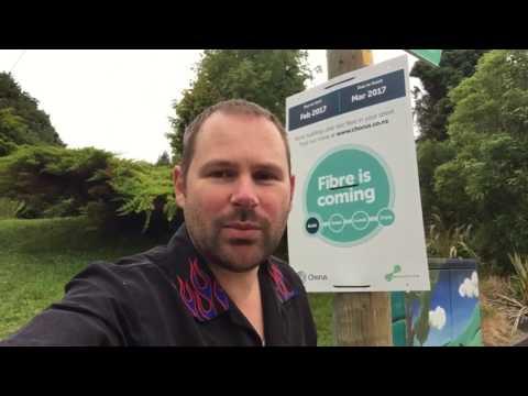 How do you install fibre to every home? UFB not NBN