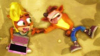 Crash Bandicoot 2 - All Bosses (N. Sane Trilogy)