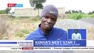 Kenya's next star: 25-year-old athlete Daniel Simiu urges youths to actively join athletics