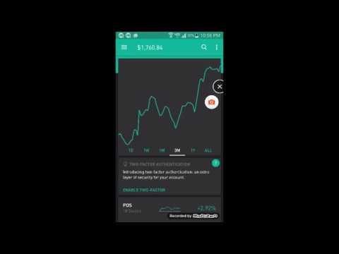 Using Robin Hood App to Consistently Beat the Market with Penny Stocks