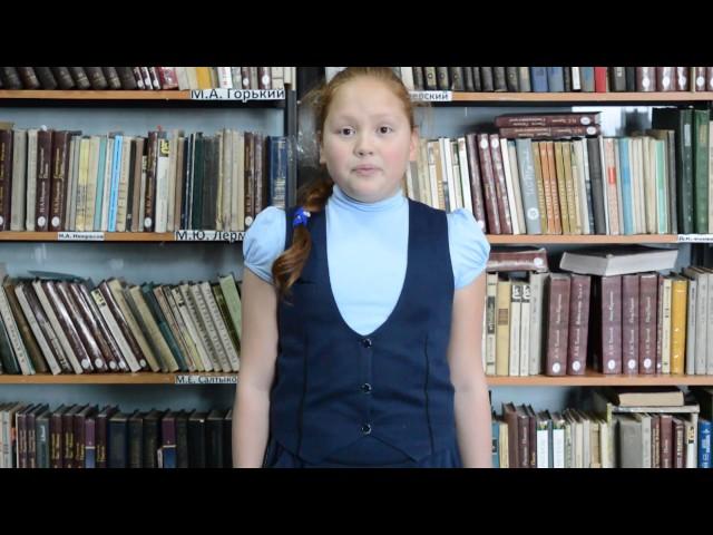 Изображение предпросмотра прочтения – АринаПермякова читает произведение «Послушайте! (Послушайте! Ведь, если звезды зажигают…)» В.В.Маяковского