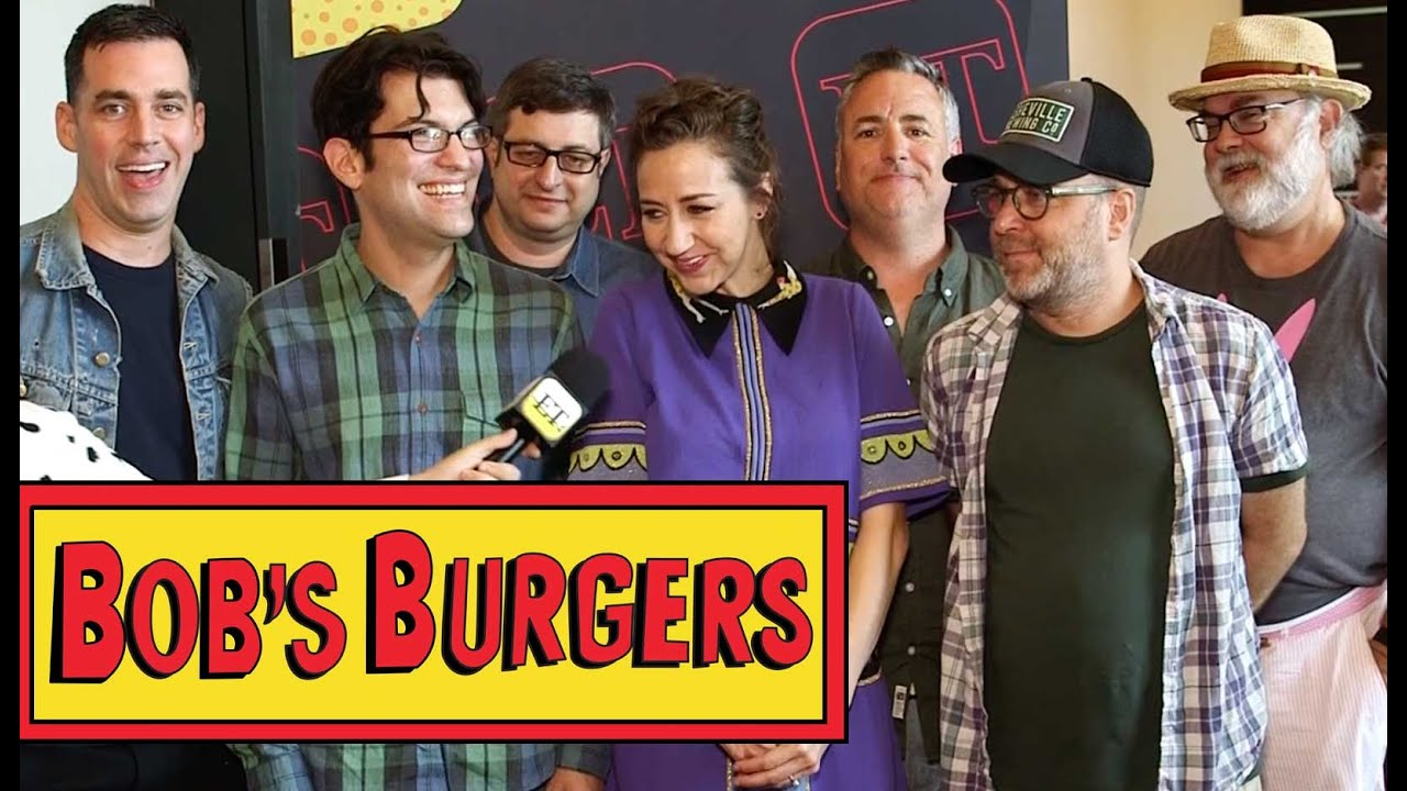 cast of bob s burgers picks their favorite burger of the day