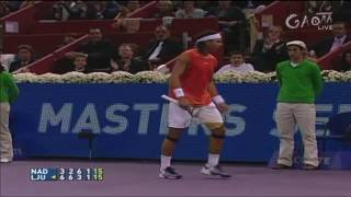 Nadal vs Ljubicic - Madrid 2005 Highlights HD