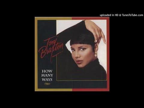 Toni Braxton - How Many Ways (Album Version)