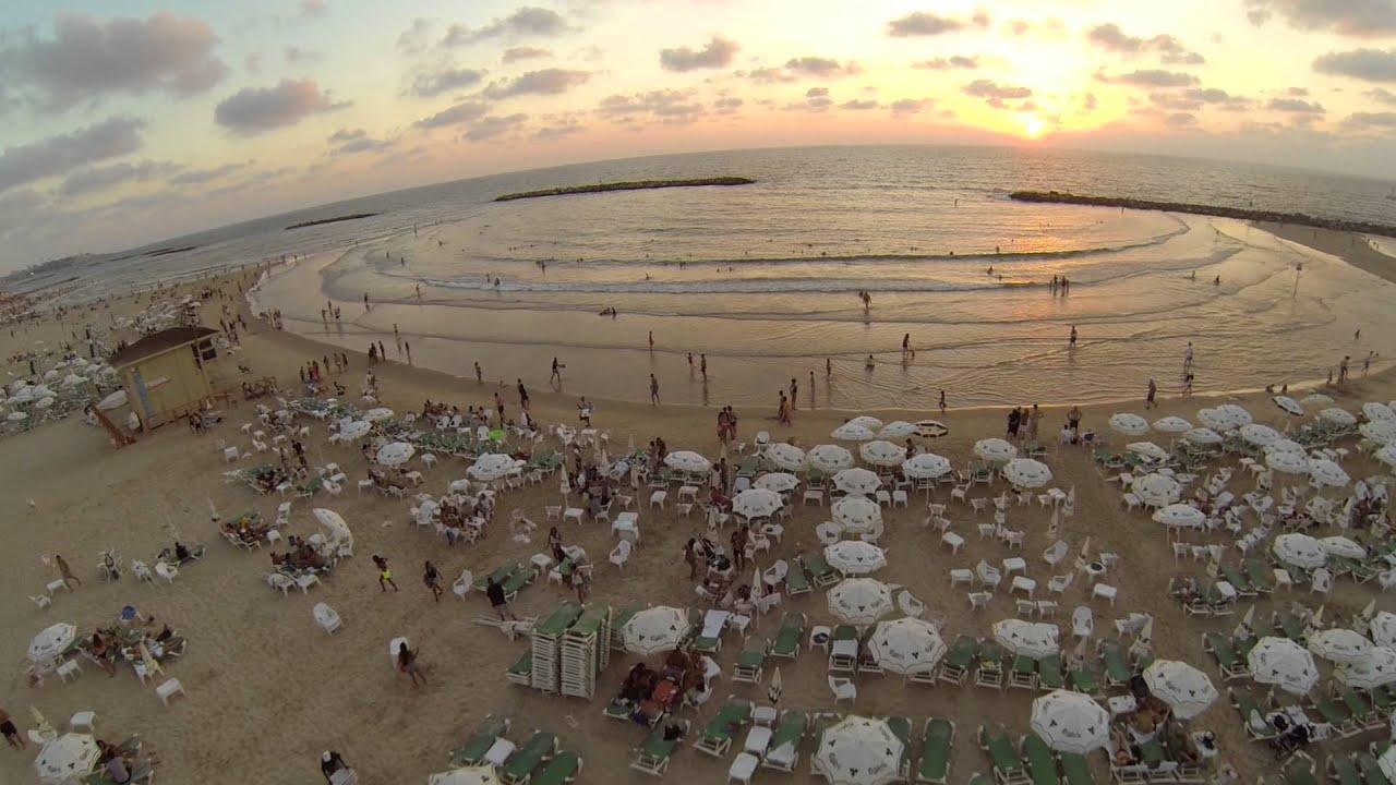 plages israel, Hatzuk beach, marina herzliya, plage tel aviv