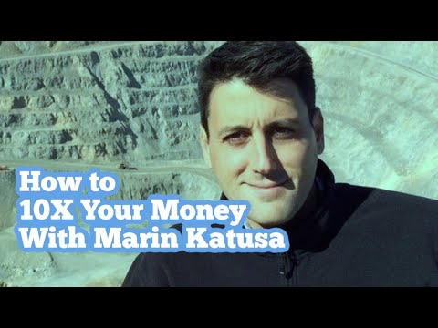 The Boom, Bust & Echo...and how to make 10x your Money - Marin Katusa