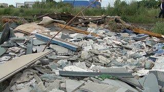 В Краснодарском крае всего 15 лицензированных свалок