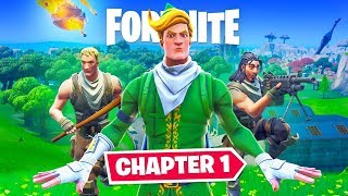 Fortnite Chapter 1 Rewind!