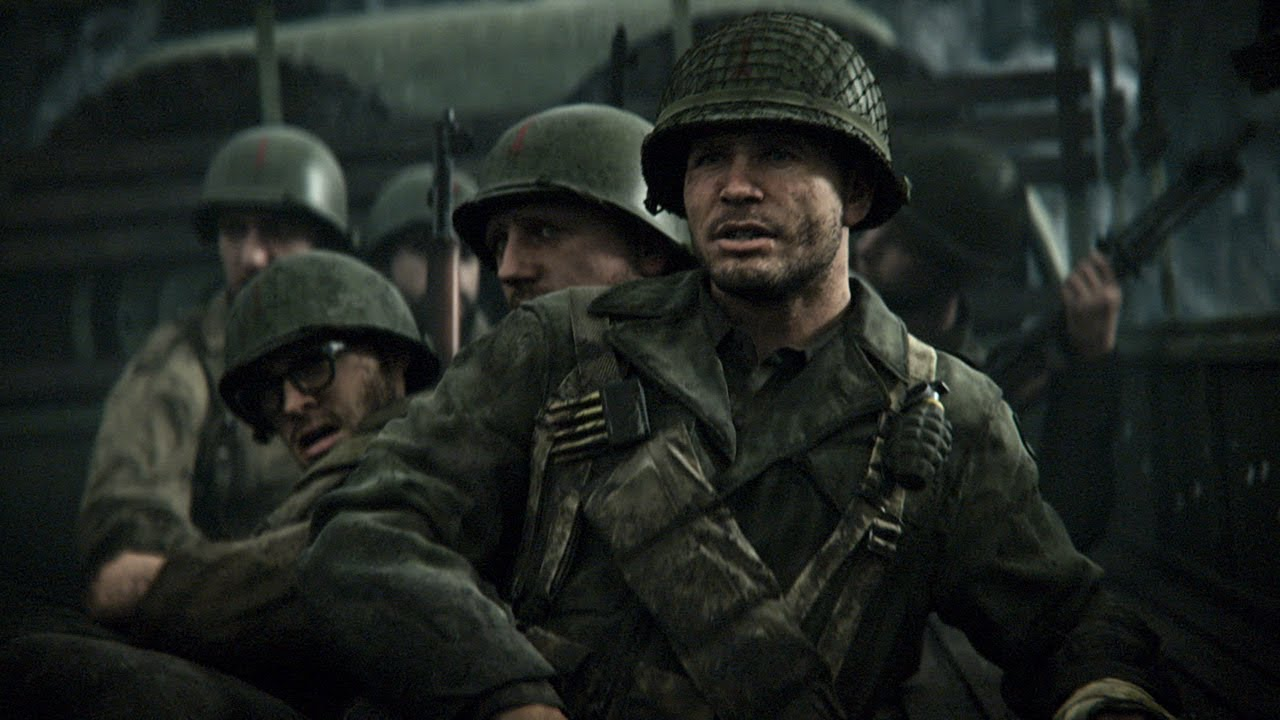 Official Call of Duty®: WWII - Story Trailer [UK] - Official Call of Duty®: WWII - Story Trailer [UK]