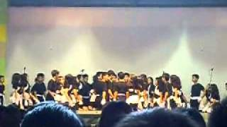 the champion (speech choir) - III - st. mark
