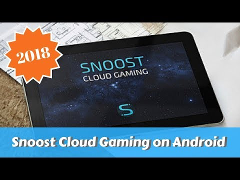 Snoost Cloud Gaming On Android