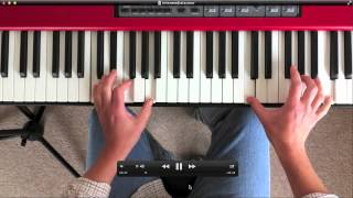 A close look at a New Orleans piano blues