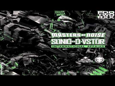 Masters Of Noise vs Sonic & D-Vstor - Like Cocaine