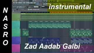 Cheb Nasro Zad Aadab Galbi instrumental