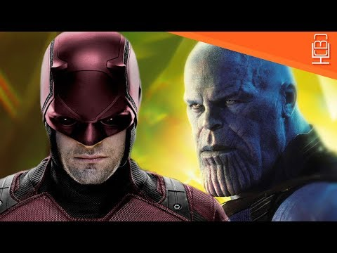 Netflix shows take place in relation to Avengers Infinity war Revealed