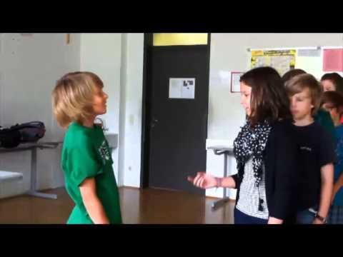 Der Zauberlehrling - Johann Wolfgang von Goethe - Aufführung in der Schule