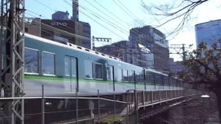 京阪電車準急を間近で撮影してみた。その2