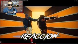 Reaccion Rauw Alejandro X Nicky Jam - Que Le Dé