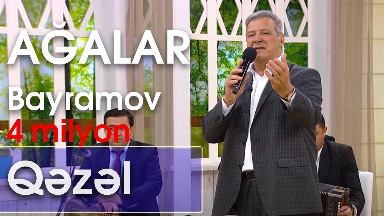 Ağalar Bayramov gəzəl dedi Könül Xasıyeva oxudu (10dan sonra)