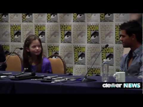 Mackenzie Foy Talks Renesmee and Breaking Dawn Part 2 Swear Jar!