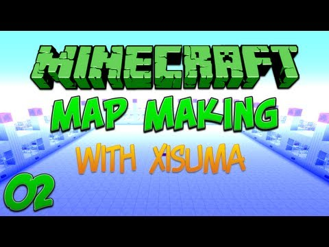 Minecraft Map Making 02 Team Selection System & Mining Fatigue