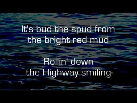 Bud The Spud - Stompin' Tom Connors - Lyrics ,