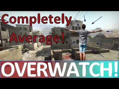 Completely Average! CS:GO OVERWATCH!