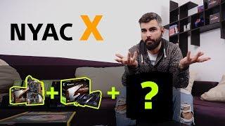 NYAC X - Ma apuc de un build nou #wasdro #nyac