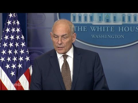 John Kelly Says Trump Plans More Fed Chair Interviews