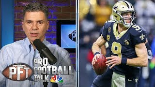 Drew Brees' legacy extends beyond Super Bowl win | Pro Football Talk | NBC Sports