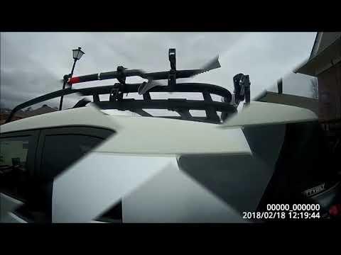 DIY FJ Cruiser Axe and Shovel Mount Part 2