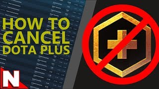How To Cancel Dota PLUS Subscription