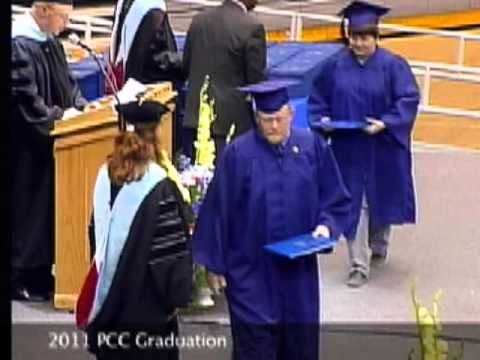 2011 Pitt Community College Graduation