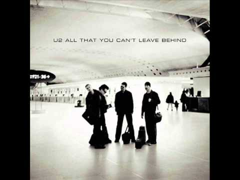 U2 - Stuck In A Moment You Can´t Get Out Of (Lyrics Provided)