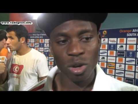 CAN 2013: Réactions après  TOGO TUNISIE