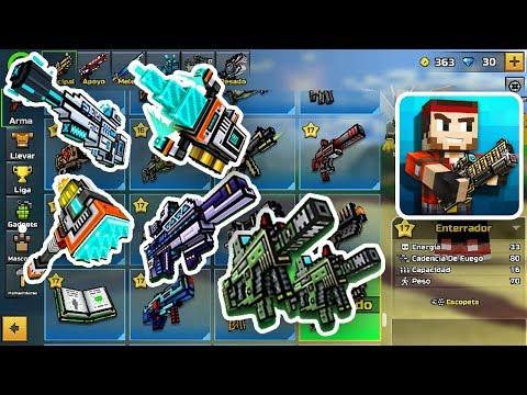 NUEVA ACTUALIZACION DE PIXEL GUN 3D! PORFIN NUEVAS ARMAS! + NUEVO MODO DE JUEGO (MAPA)