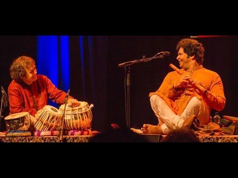 Zakir Hussain & Rakesh Chaurasia Live Concert