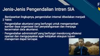 Tugas SIA_Akhmad Assakhaf_003(Pengendalian Dalam Sistem Informasi)