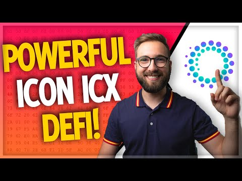ICON ICX + Omm delivers true user-friendly DeFi for the masses!