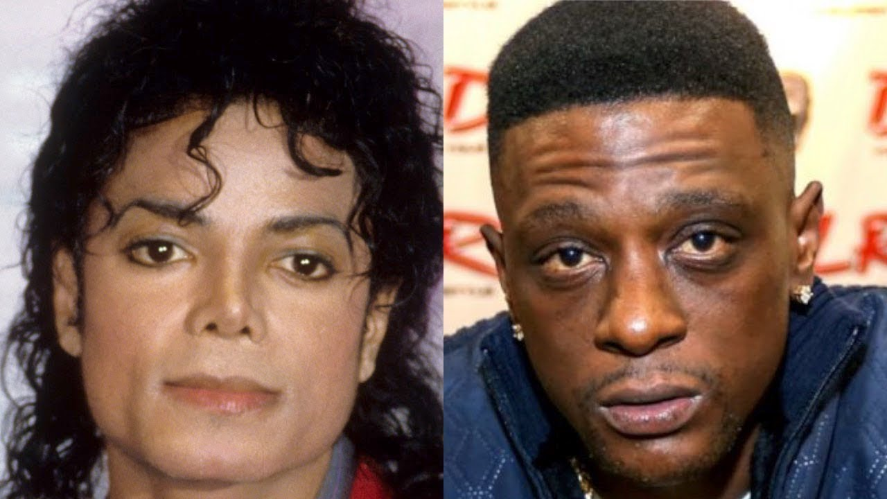 Bitch Made Lil Boosie Just Lost TONS Of Credibility Posting This Video About Micheal Jackson?!?!