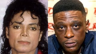 Lil Boosie Just Lost TONS Of Credibility Posting This Video About Micheal Jackson?!?!