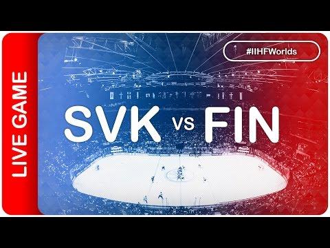 Slovakia vs Finland | Game 46 | #IIHFWorlds 2016
